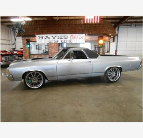 1971 Chevrolet El Camino for sale 100953226