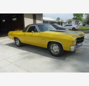 1971 Chevrolet El Camino SS for sale 100989274
