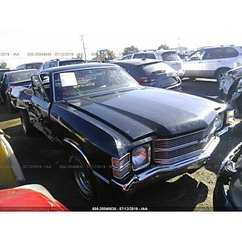 1971 Chevrolet El Camino for sale 101172138