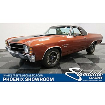 1971 Chevrolet El Camino for sale 101207197