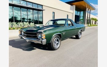 1971 Chevrolet El Camino for sale 101236257