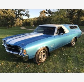 1971 Chevrolet El Camino for sale 101286412