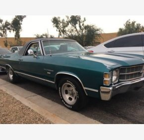 1971 Chevrolet El Camino for sale 101301957