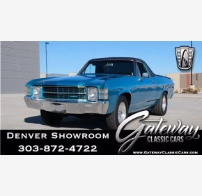 1971 Chevrolet El Camino for sale 101310418