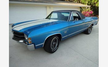 1971 Chevrolet El Camino for sale 101321963