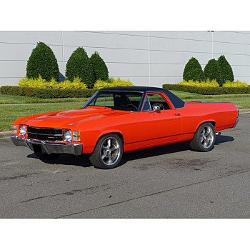 1971 Chevrolet El Camino for sale 101392797