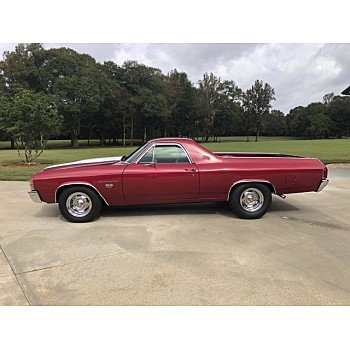 1971 Chevrolet El Camino SS for sale 101393370