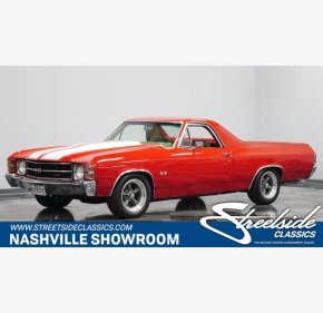 1971 Chevrolet El Camino for sale 101405959