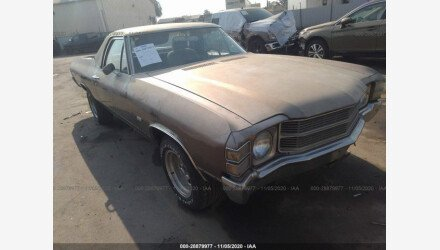 1971 Chevrolet El Camino for sale 101409967