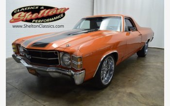 1971 Chevrolet El Camino for sale 101467565