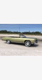 1971 Chevrolet Impala Coupe for sale 101128679