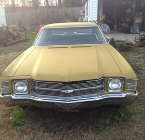 1971 Chevrolet Malibu Classic Coupe for sale 101054877
