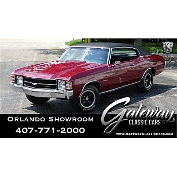 1971 Chevrolet Malibu for sale 101152653