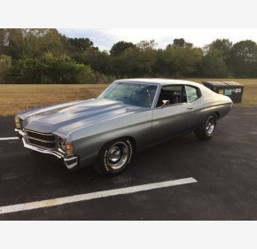 1971 Chevrolet Malibu Coupe for sale 101262511