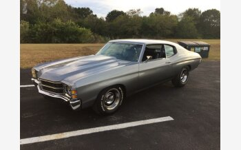 1971 Chevrolet Malibu Coupe for sale 101262511