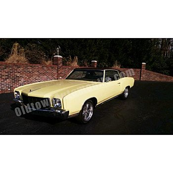 1971 Chevrolet Monte Carlo for sale 101178250