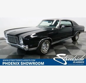 1971 Chevrolet Monte Carlo for sale 101225482