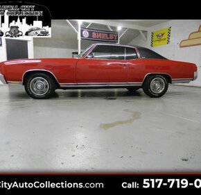 1971 Chevrolet Monte Carlo for sale 101306795