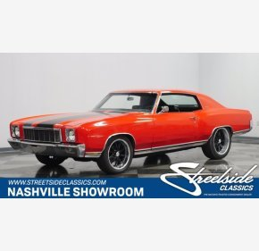 1971 Chevrolet Monte Carlo for sale 101437309
