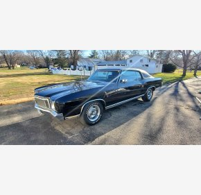 1971 Chevrolet Monte Carlo for sale 101442329
