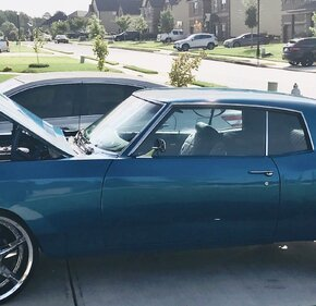 1971 Chevrolet Monte Carlo LS for sale 101222493