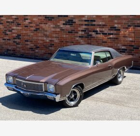 1971 Chevrolet Monte Carlo for sale 101323610
