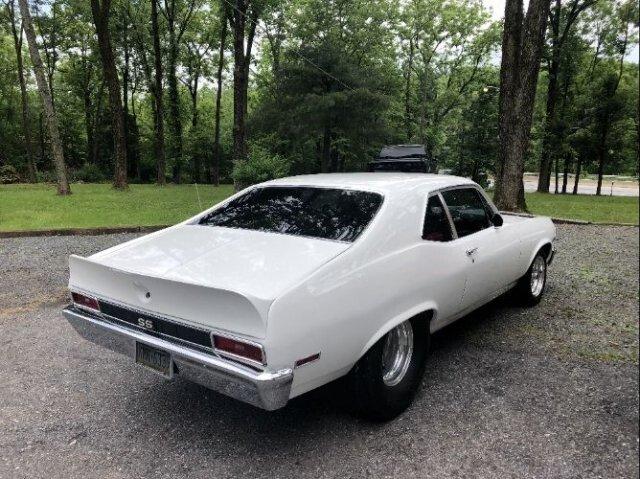1971 Chevrolet Nova Classics For Sale Classics On Autotrader