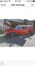 1971 Chevrolet Nova for sale 101061941
