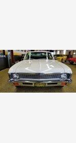 1971 Chevrolet Nova for sale 101064411