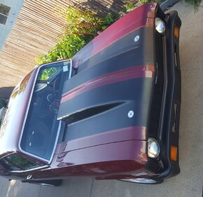 1971 Chevrolet Nova Coupe for sale 101176584