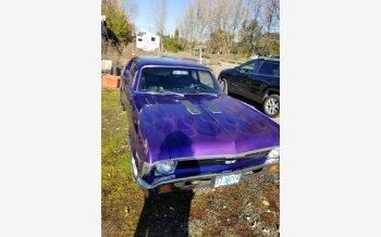 1971 Chevrolet Nova Sedan for sale 101231721