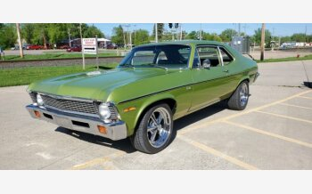 1971 Chevrolet Nova for sale 101329021