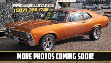1971 Chevrolet Nova for sale 101401044