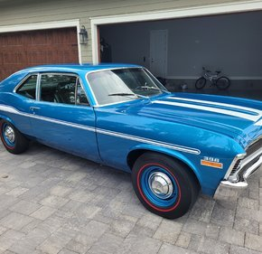 1971 Chevrolet Nova Coupe for sale 101451069