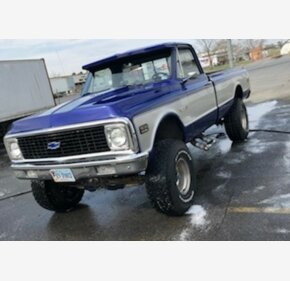 1971 Chevrolet Other Chevrolet Models for sale 101130860