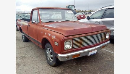1971 Chevrolet Other Chevrolet Models for sale 101238464
