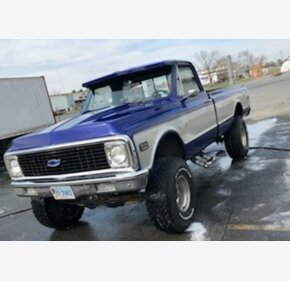 1971 Chevrolet Other Chevrolet Models for sale 101263191