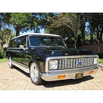 1971 Chevrolet Suburban for sale 101354053