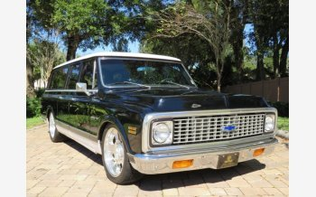 1971 Chevrolet Suburban for sale 101354053