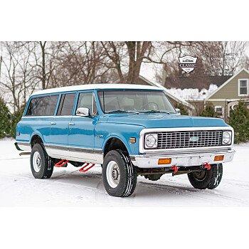 1971 Chevrolet Suburban for sale 101426965