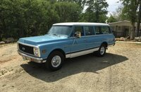 1971 Chevrolet Suburban 2WD 2500 for sale 101490741