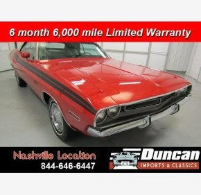 1971 Dodge Challenger for sale 101013171