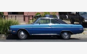 1971 Dodge Dart for sale 101222460