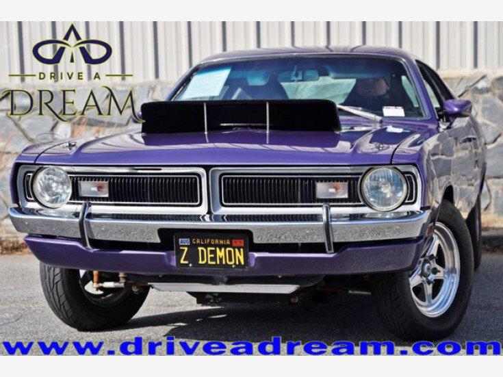 1971 Dodge Demon For Sale Near Marietta Georgia 30062