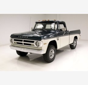 1971 Dodge Power Wagon for sale 101405932