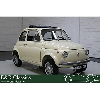 1971 FIAT 500 for sale 101552232
