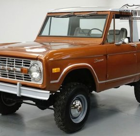 1971 Ford Bronco for sale 101058581
