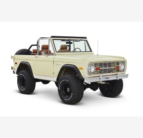 1971 Ford Bronco for sale 101106623