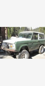 1971 Ford Bronco for sale 101217034