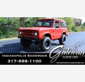 1971 Ford Bronco for sale 101218453